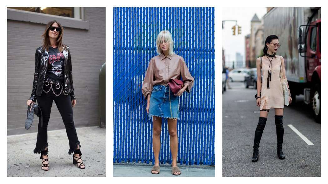 Street Style εμπνευση απο την Νεα Υορκη Savoir Ville