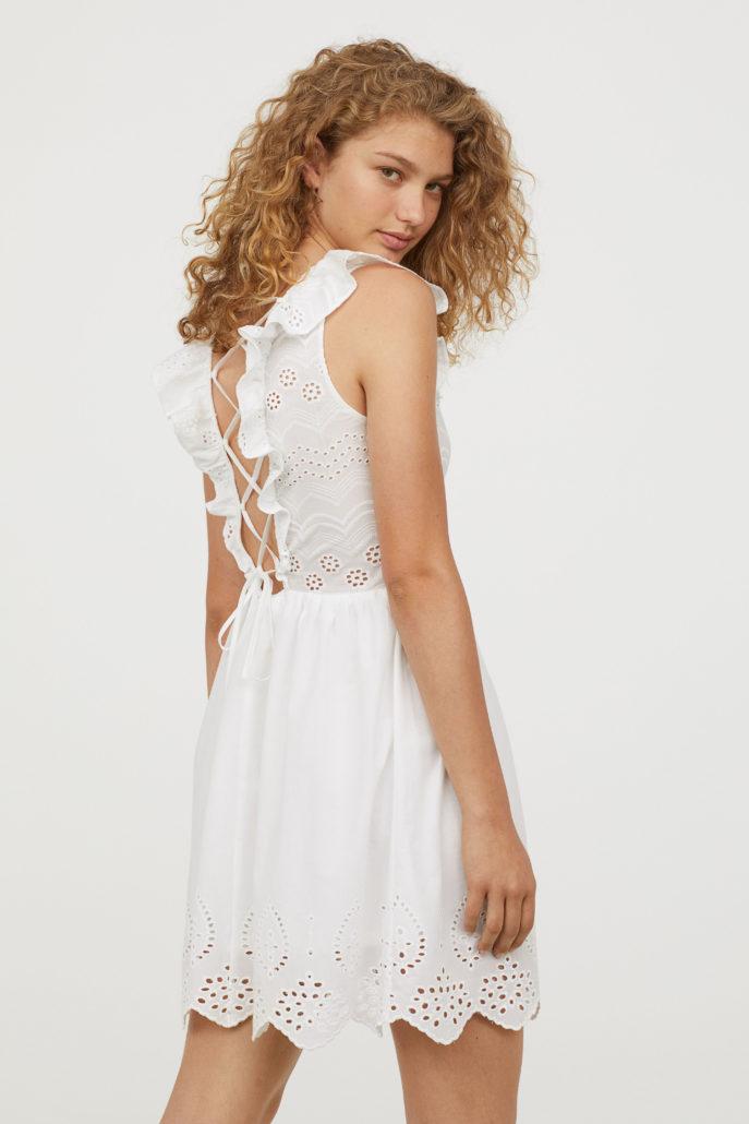d20116f2d17a tromaktiko  Tα 7 πιο ωραία λευκά φορέματα με δαντέλα