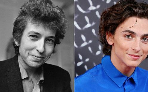 O Timothée Chalamet θα παίξει τον Bod Dylan και η δεκαετία δεν μπορούσε να αρχίσει καλύτερα