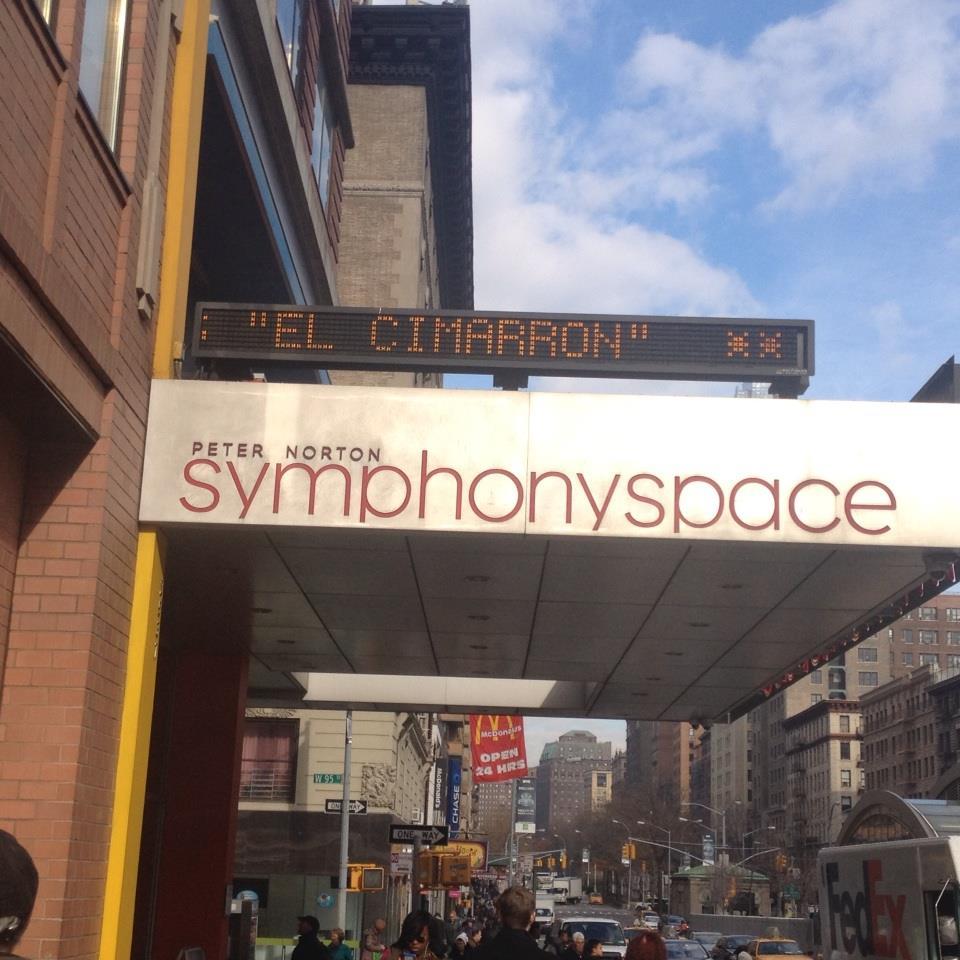 Eugenia arsenis SYMPONY SPACE NEW YORK