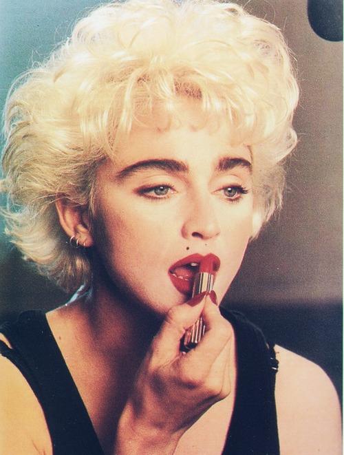 F. Madonna 1980
