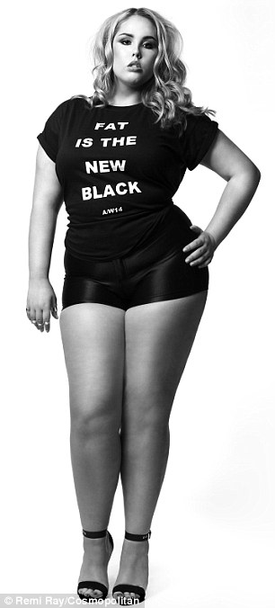 Fat Is The New Black by Remi Ray savoir ville (1)