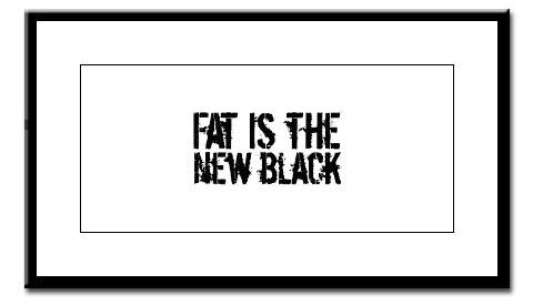 Fat Is The New Black by Remi Ray savoir ville 3