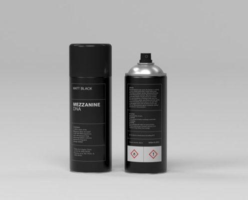 Οι Massive Attack κυκλοφόρησαν δίσκο σε μορφή spray μπογιάς