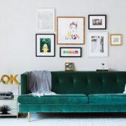 Τα 5 χρωματικά trends που κυριαρχούν φέτος στο interior design