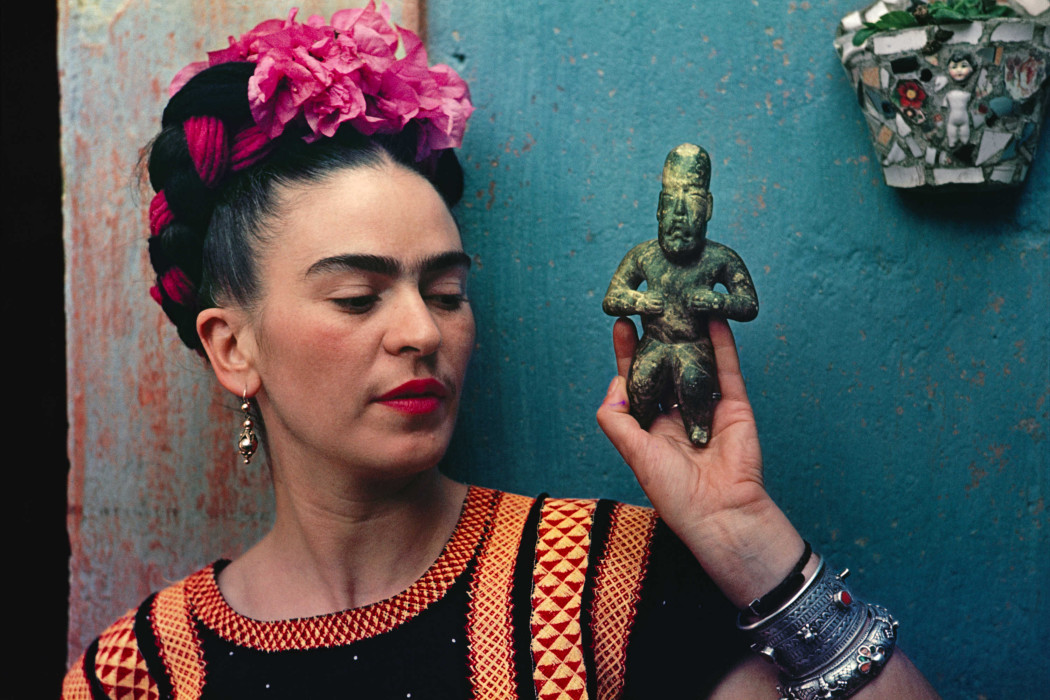 Η κρυμμενη ντουλαπα της Frida Kahlo