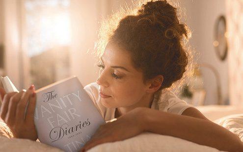 5 λόγοι που το διάβασμα είναι το ιδανικότερο πράγμα να κάνεις πριν τον ύπνο