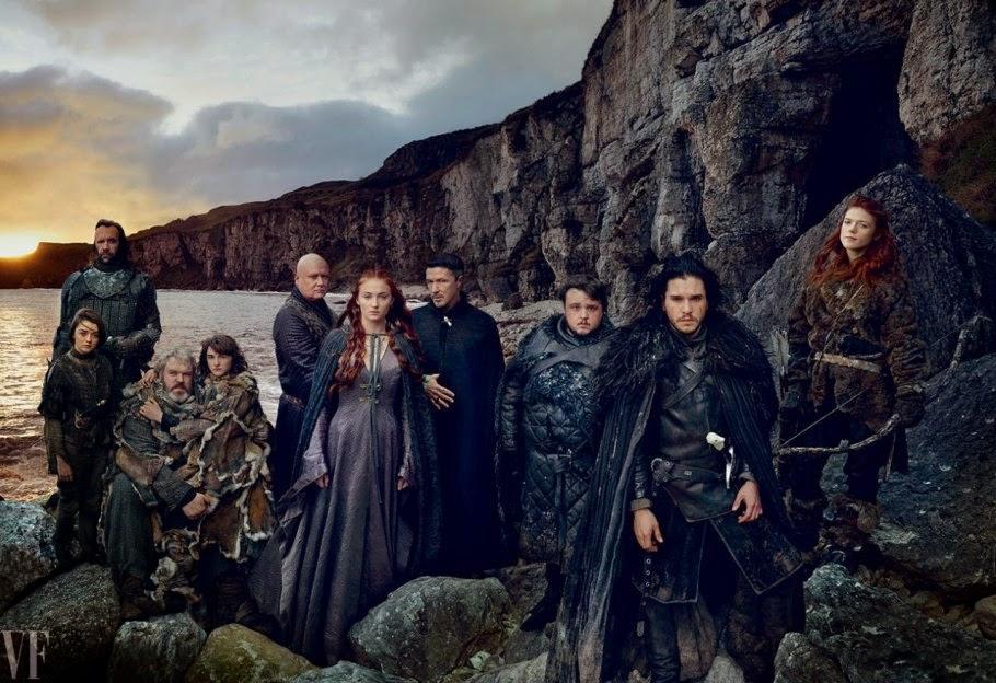 Game of Thrones: Η σειρα επος που εχει καθηλωσει εκατομμυρια τηλεθεατες