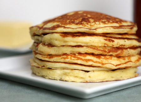 H συνταγή για τα κλασικά αμερικάνικα pancakes