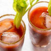 H συνταγή για Bloody Mary
