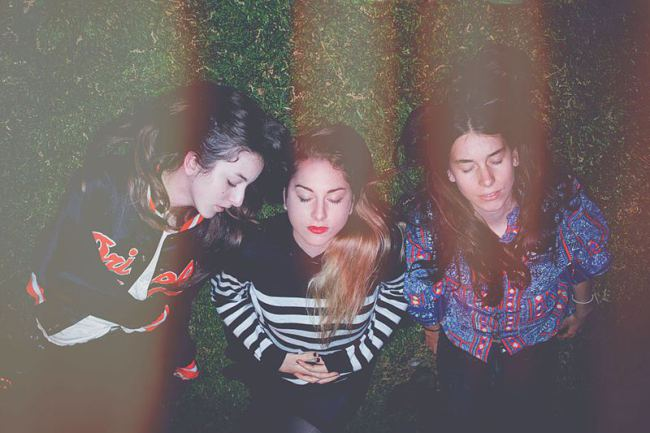 HAIM They don't have to ''Pray to God'' savoir ville (1)