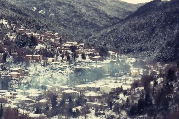 Ζαχουλα Αχαϊας: Το παραμυθενιο χωριο