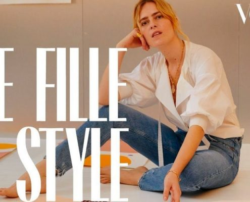 'Une Fille Un Style'. Τα Video της γαλλικής Vogue που δεν πρέπει να χάσεις αν αγαπάς τις Γαλλίδες και το στυλ τους