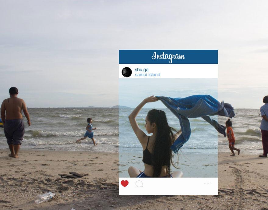 Instagram Lies Savoir Ville