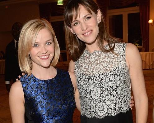 Η Jennifer Garner ευχήθηκε στη Reese Witherspoon με τον πιο ιδιαίτερο τρόπο