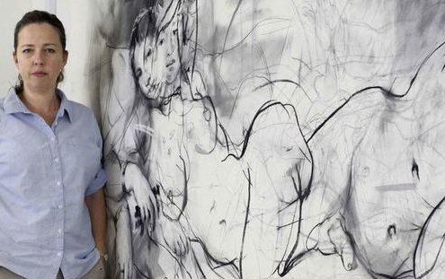 """Η Jenny Saville είναι πλέον η πιο """"ακριβή"""" γυναίκα καλλιτέχνις εν ζωή"""