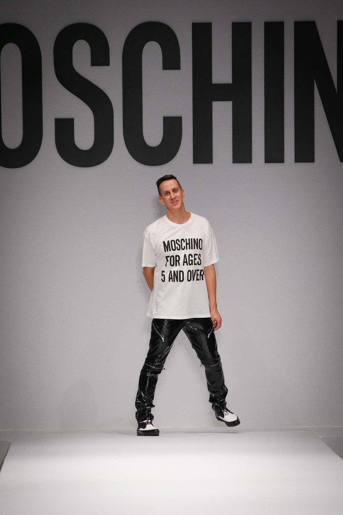 Jeremy Scott-moschino