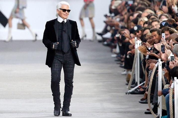 Karl Lagerfeld-Chanel