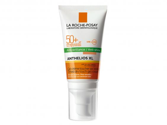 Anthelios XL Anti-Shine Tinted Dry Touch Gel-Cream SPF 50, La Roche-Posay