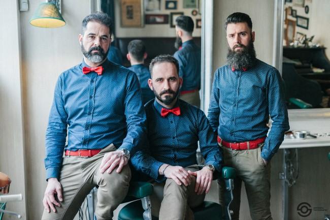 Los Barberos Αυτοι μεχρι και μουστακι θα σε βαλουν να ξυρισεις (1) (Custom)