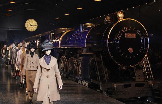 Louis Vuitton-FW 2012