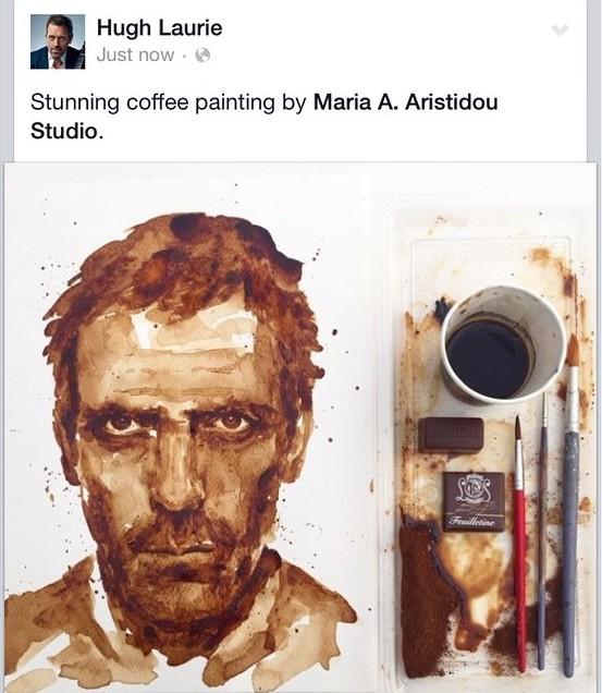 Mαρια Αριστειδου Εργα τεχνης με ... καφε (5)
