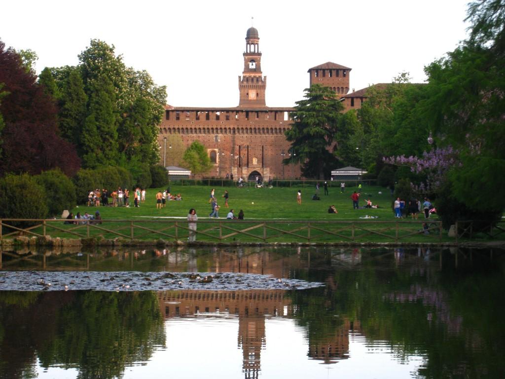 Milano - Parco Sempione