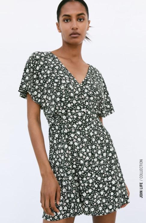 Mini φόρεμα, Zara, 25,95€