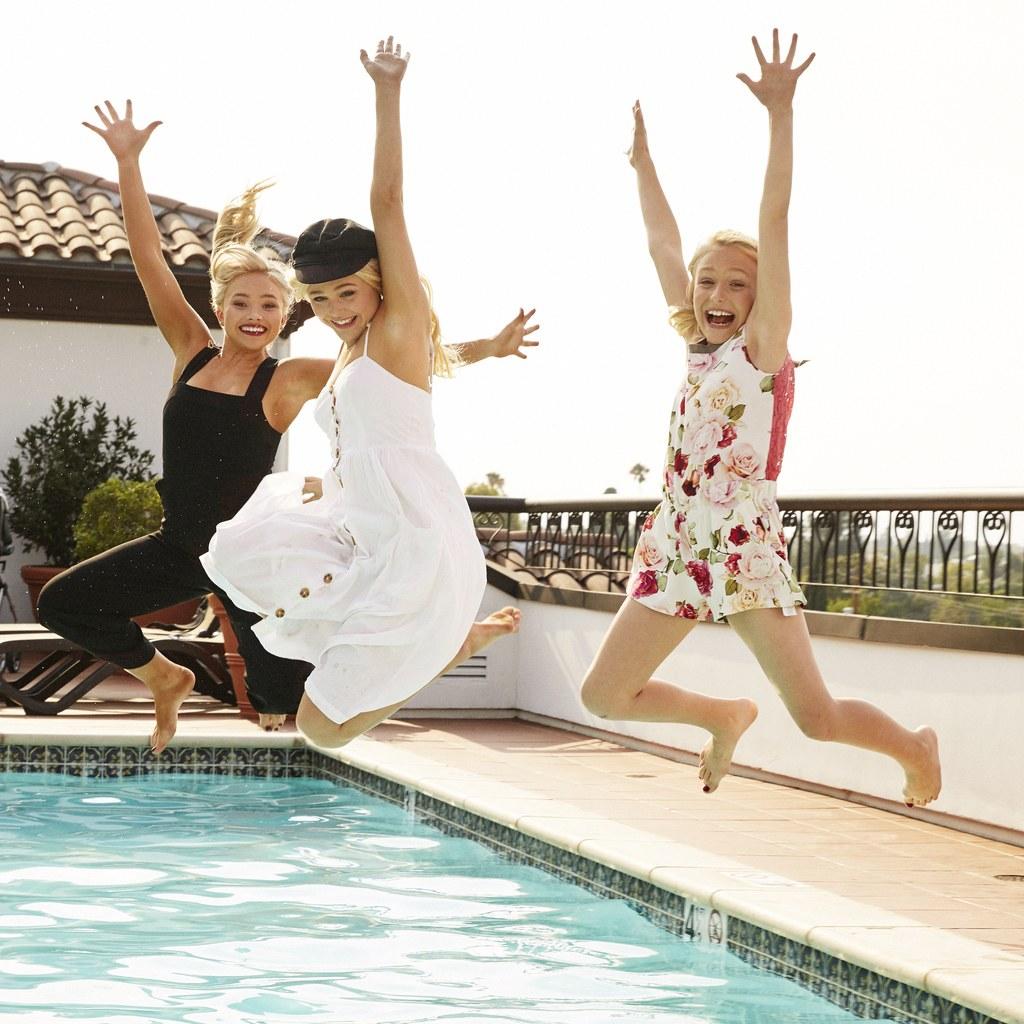 Βρήκαμε τις 3 αδερφές που είναι το Next Big Thing του Ηollywood