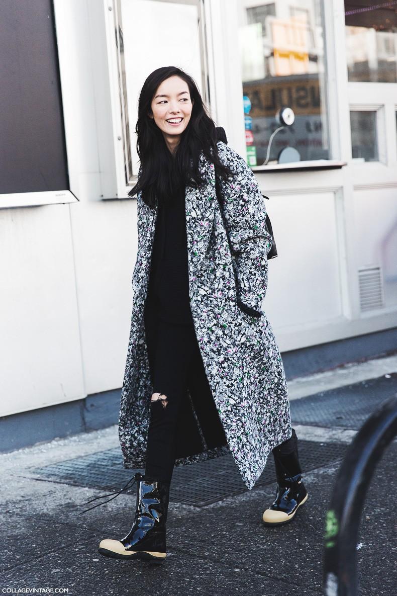 new_york_fashion_week-fall_winter_2015-street_style-nyfw-model_rainy_boots-790x1185