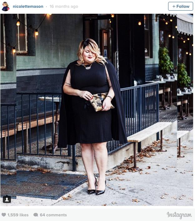 Τα curvy girls του Instagram savoirville.ge