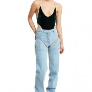Detachable Jeans