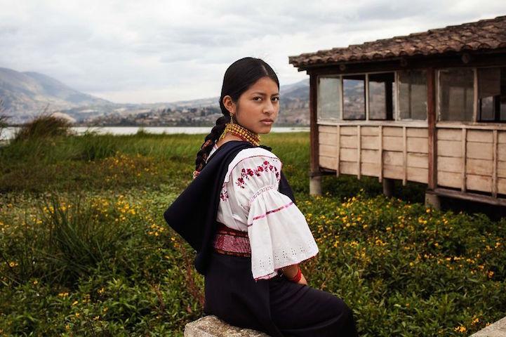 Ottavalo, Ecuador