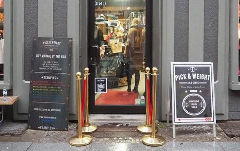 Το πιο εντυπωσιακό vintage shop θα το βρεις στο Βερολίνο