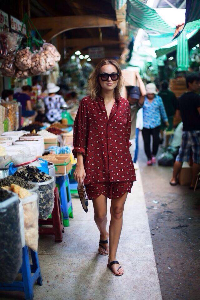 Pyjamas style  summer edition savoir ville (2)
