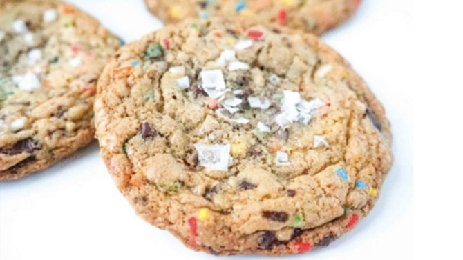 Rainbow Cookies Savoir Ville