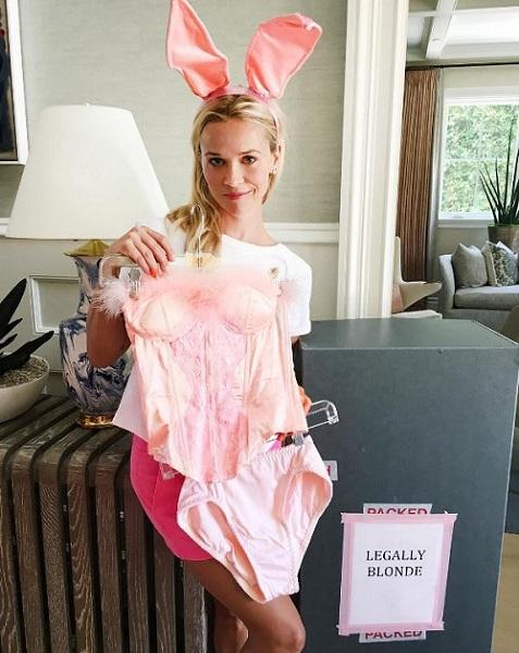 Ξερεις τα παντα για την Reese Witherspoon ;