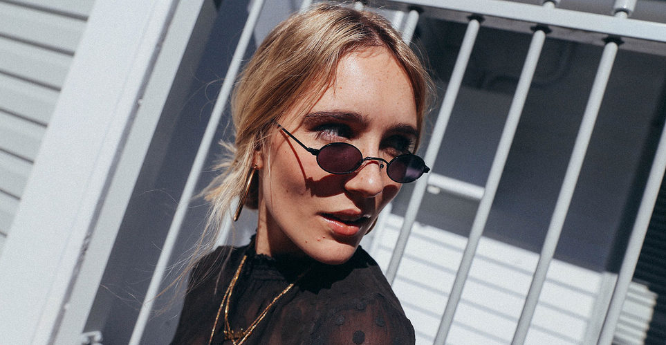 Βρες το κατάλληλο beauty look ανάλογα με τα γυαλιά ηλίου σου