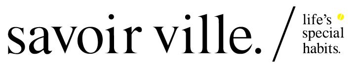 Savoir Ville -