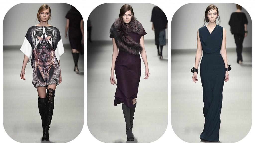 Savoir Ville at London Fashion Week Day 1 a