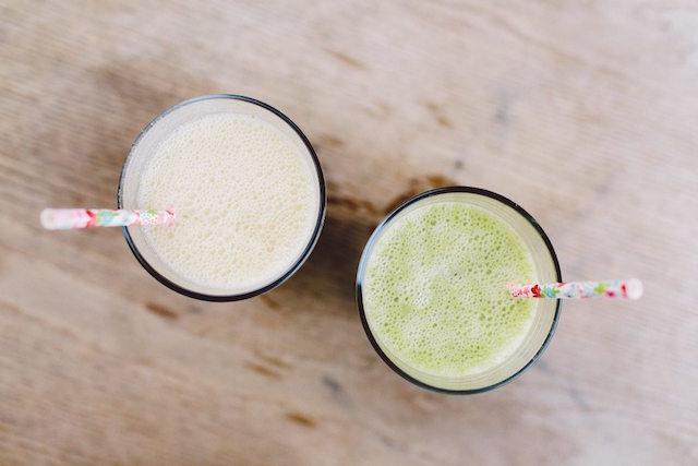 2 Vegan Post-Workout Smoothies