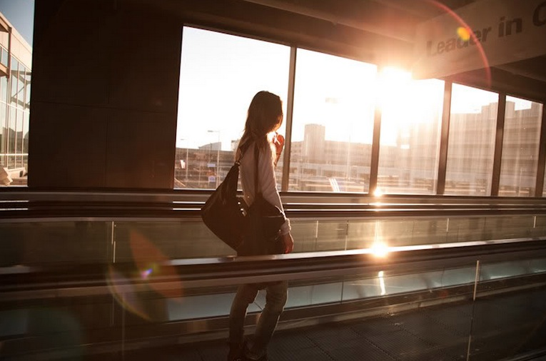 3 τυποι γυναικων που συναντας στο αεροδρομιο