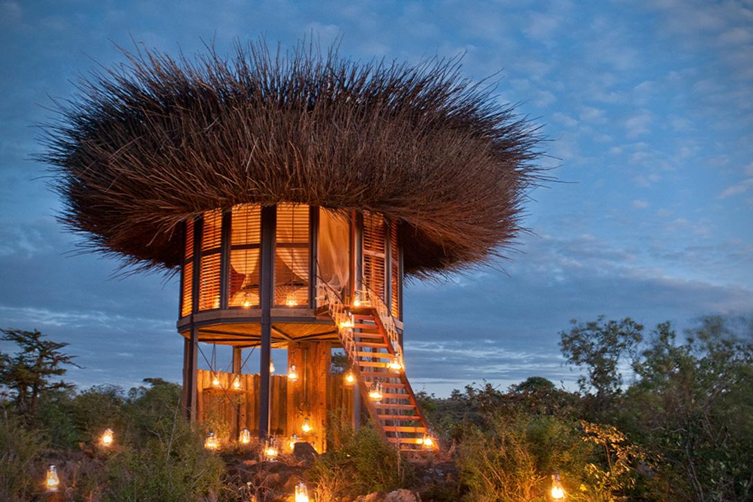 """Αυτό το """"Bird House"""" στην Αφρική, θα σε μαγέψει"""