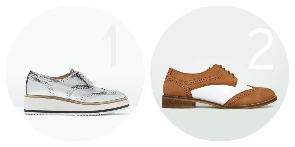 Shoe Trend The brogues savoir ville 1