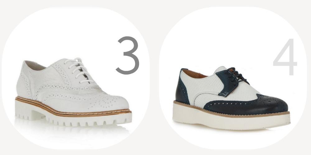 Shoe Trend The brogues savoir ville 2