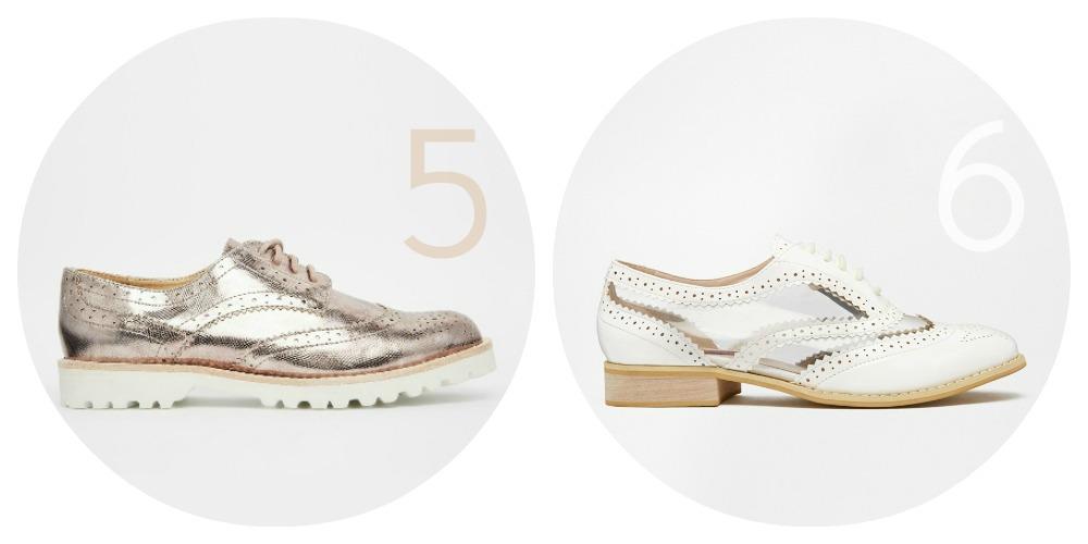 Shoe Trend The brogues savoir ville 3