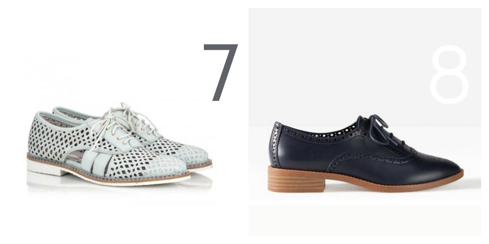 Shoe Trend The brogues savoir ville 4