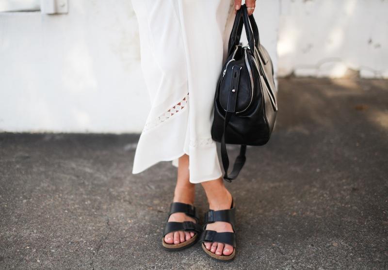 Shoe trend  Slides savoir ville