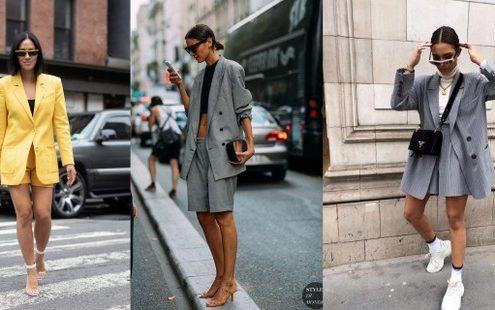 Short suit η τάση που αξίζει την προσοχή σου αυτό το καλοκαίρι σύμφωνα με τη βρετανική Vogue