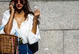 BASKET BAGS: Η τελευταία τάση στις τσάντες του καλοκαιριού